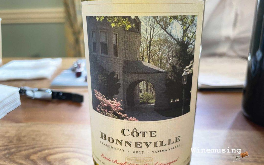 Cote Bonneville Chardonnay