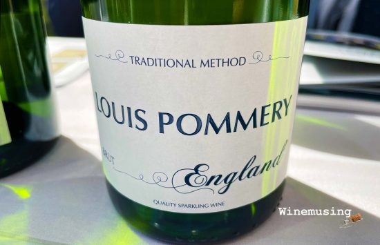 Louis Pommery England